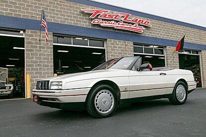 1991 Cadillac Allante for sale 100799589