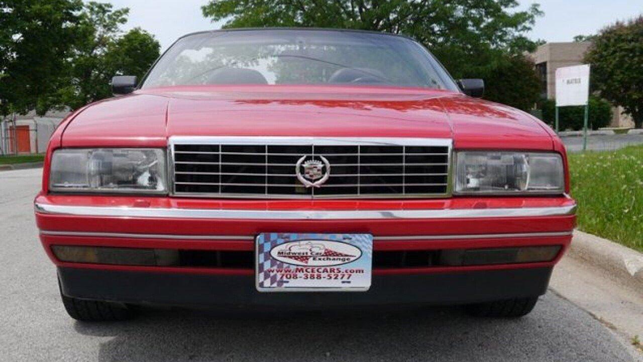 1991 cadillac allante for sale 100898064