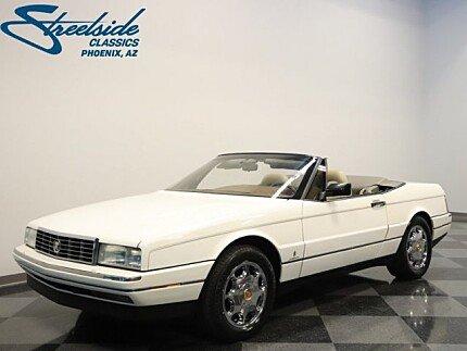 1991 Cadillac Allante for sale 100919620