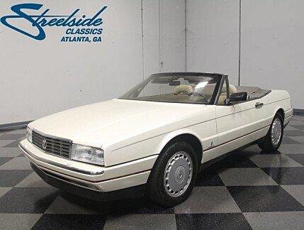 1991 Cadillac Allante for sale 100945759
