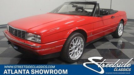 1991 Cadillac Allante for sale 100981915