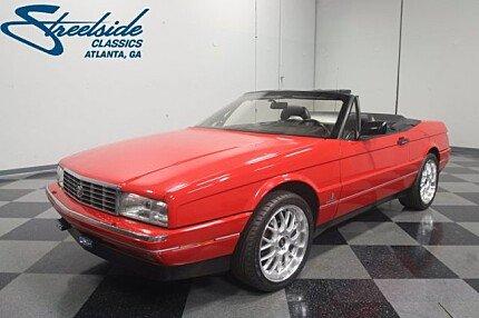 1991 Cadillac Allante for sale 100981915