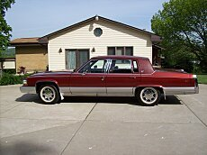 1991 Cadillac Brougham for sale 100796435