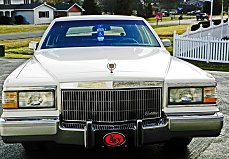 1991 Cadillac Brougham for sale 100814931