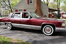 base sell used fleetwood in cadillac for brougham us sale door rowley sedan
