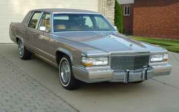 1991 Cadillac Brougham for sale 100909143