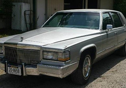 1991 Cadillac Brougham for sale 100909862