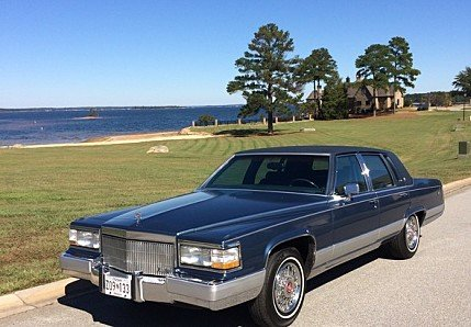 Cadillac Brougham Clics for Sale - Clics on Autotrader