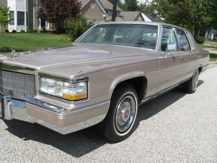 1991 Cadillac Brougham for sale 100953715