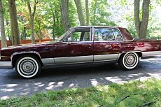1991 Cadillac Brougham for sale 101012579