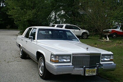 1991 Cadillac Brougham for sale 101040419