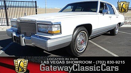 1991 Cadillac Brougham for sale 101041846