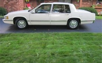 1991 Cadillac De Ville Sedan for sale 100760219
