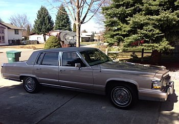 1991 Cadillac Fleetwood for sale 100792061
