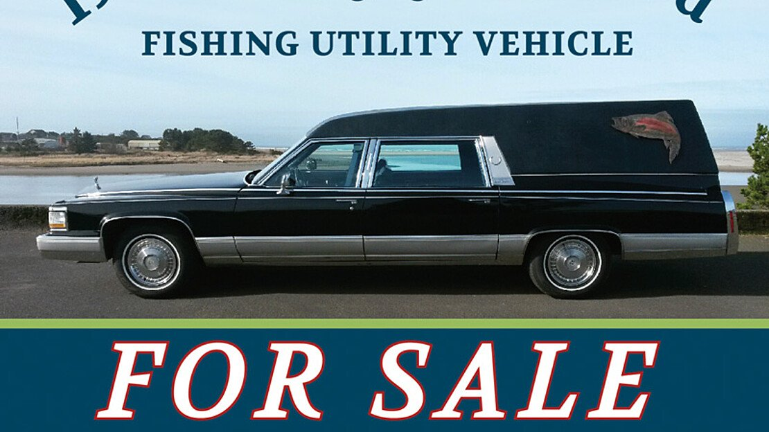 1991 Cadillac Fleetwood Hearse for sale 100994133
