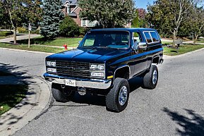 1991 Chevrolet Blazer 4WD for sale 100925274