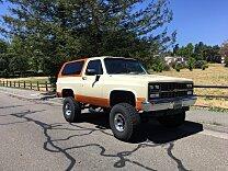 1991 Chevrolet Blazer 4WD for sale 101019381