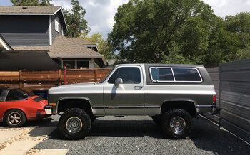 1991 Chevrolet Blazer 4WD 2-Door for sale 100922408