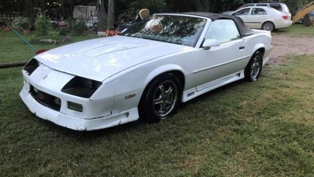 1991 Chevrolet Camaro for sale 100877089