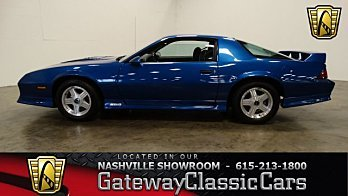 1991 Chevrolet Camaro Z28 Coupe for sale 100963530
