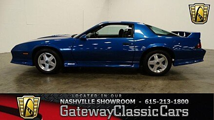 1991 Chevrolet Camaro Z28 Coupe for sale 100920076