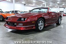 1991 Chevrolet Camaro Z28 Convertible for sale 100943639