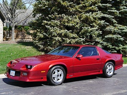1991 Chevrolet Camaro RS Coupe for sale 100984361