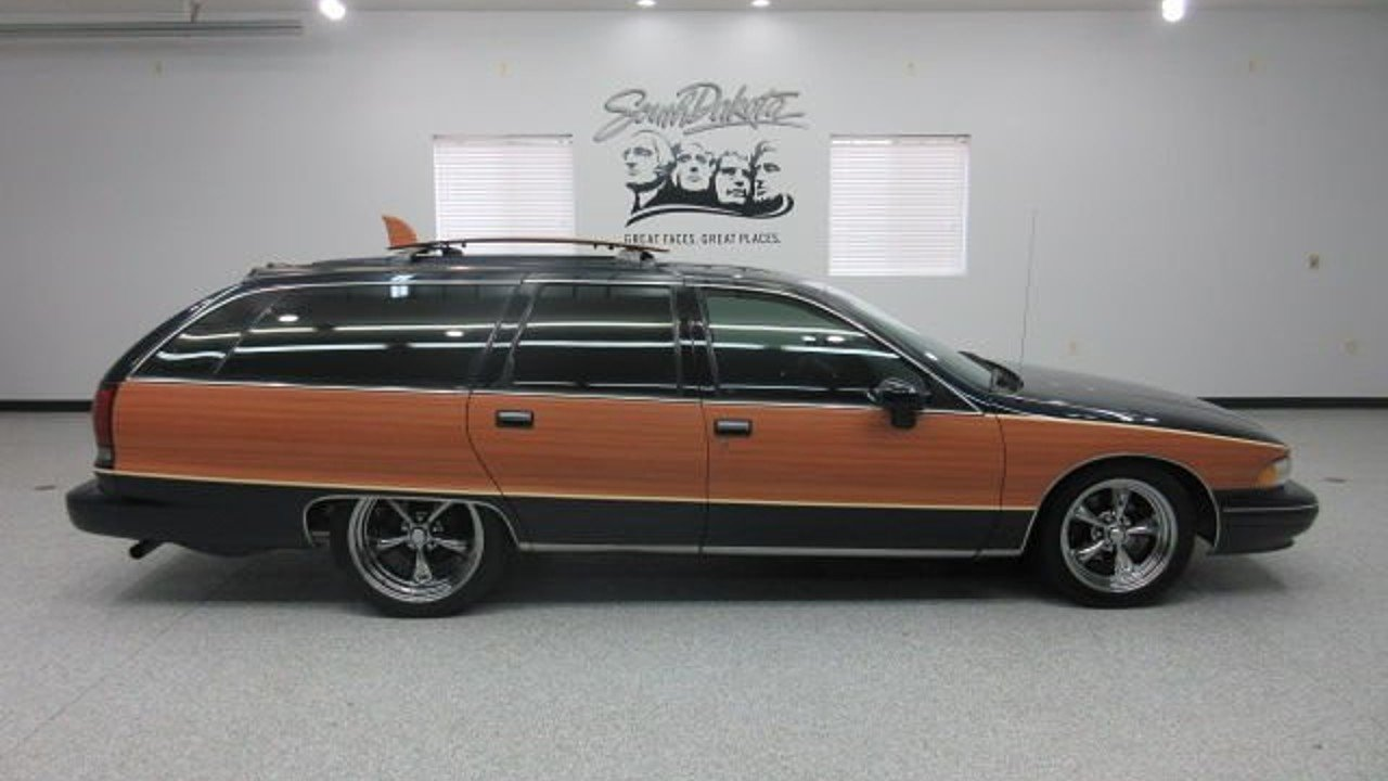 1991 Chevrolet Caprice Wagon for sale 100788919