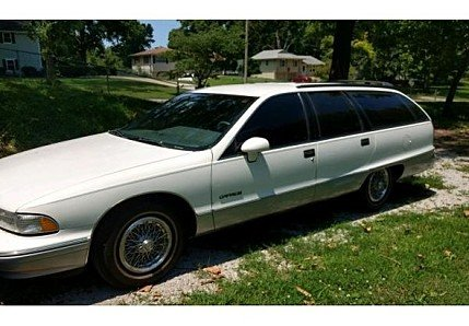 1991 Chevrolet Caprice Wagon for sale 100894426