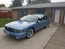 1991 Chevrolet Caprice Wagon for sale 100916114