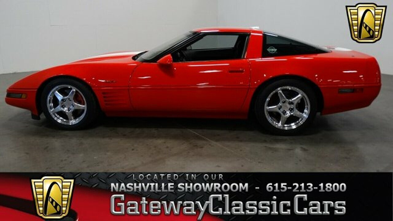 1991 Chevrolet Corvette ZR-1 Coupe for sale 100819874