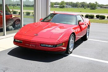1991 Chevrolet Corvette Coupe for sale 100893017