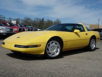1991 Chevrolet Corvette Coupe for sale 100983262