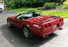 1991 Chevrolet Corvette for sale 100890229