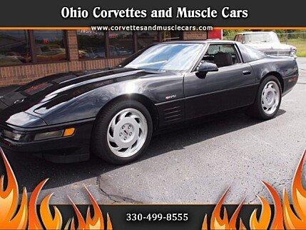 1991 Chevrolet Corvette ZR-1 Coupe for sale 100905868