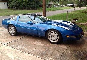 1991 Chevrolet Corvette Coupe for sale 100909981
