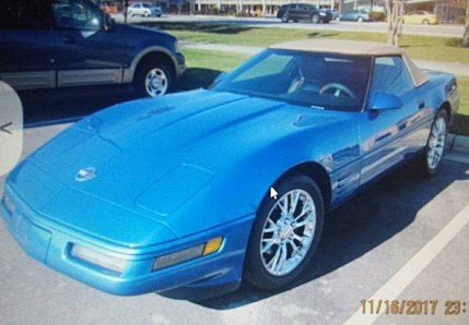 1991 Chevrolet Corvette for sale 100930074