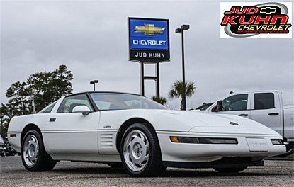 1991 Chevrolet Corvette ZR-1 Coupe for sale 100957032