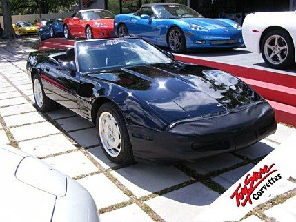1991 Chevrolet Corvette Convertible for sale 100962883