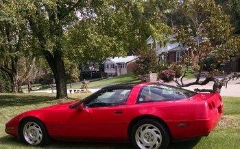1991 Chevrolet Corvette Coupe for sale 100971312