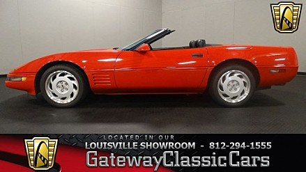 1991 Chevrolet Corvette Convertible for sale 100988607