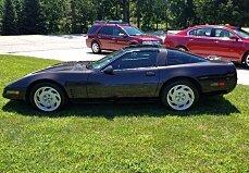 1991 Chevrolet Corvette Coupe for sale 100996627