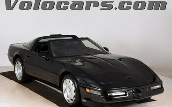 1991 Chevrolet Corvette ZR-1 Coupe for sale 101000137