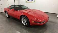 1991 Chevrolet Corvette Coupe for sale 101002313