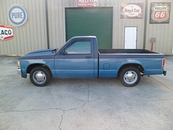 1991 Chevrolet S10 Pickup 2WD Regular Cab for sale 100947613