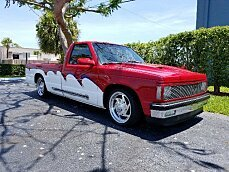 1991 Chevrolet S10 Pickup for sale 100963061