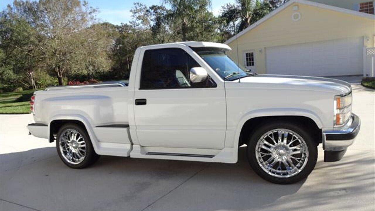 1991 Chevrolet Silverado 1500 2WD Regular Cab for sale near ...