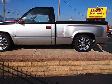 1991 Chevrolet Silverado and other C/K1500 2WD Regular Cab for sale 100780206
