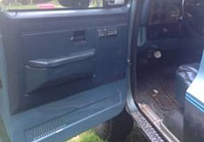 1991 Chevrolet Suburban 4WD 2500 for sale 100793334