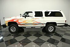 1991 Chevrolet Suburban 4WD 2500 for sale 100851118